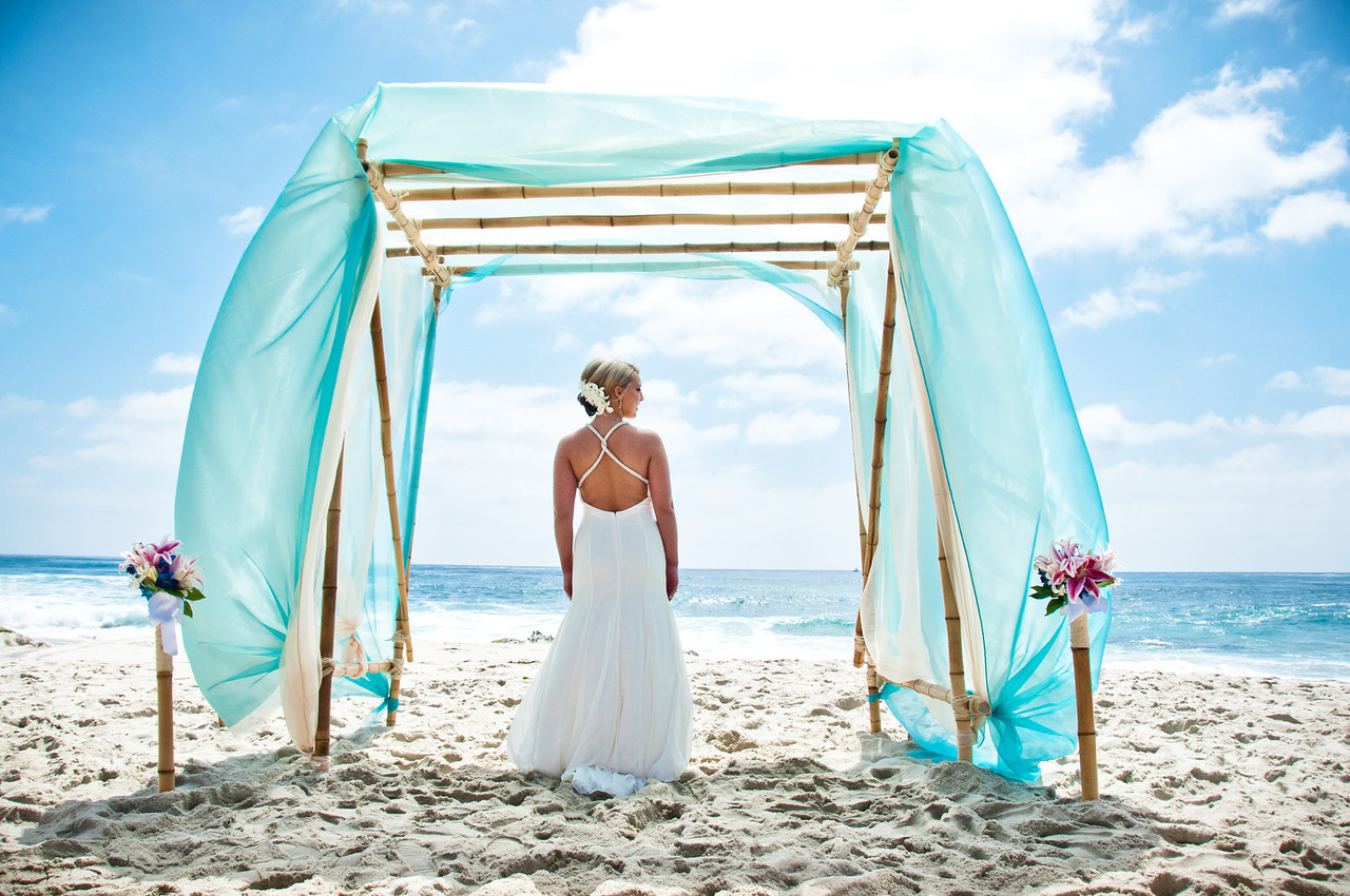 Stunning Destination Beach Weddings