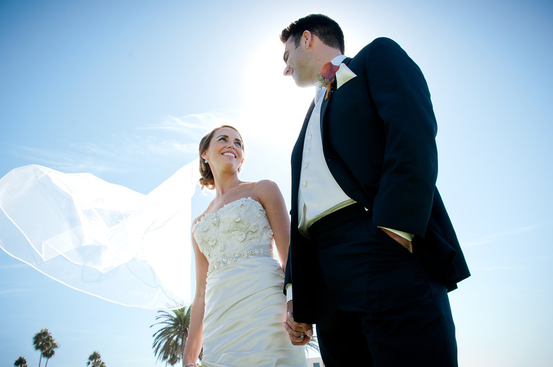 La Jolla Women's Club Wedding